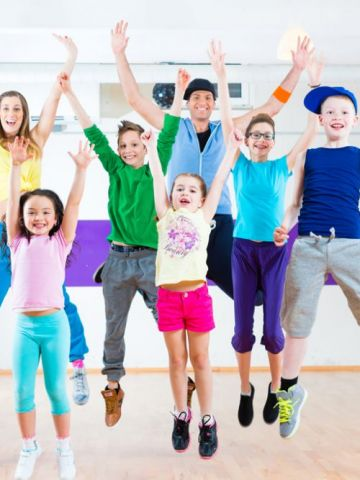 Zumba Parent-Enfant